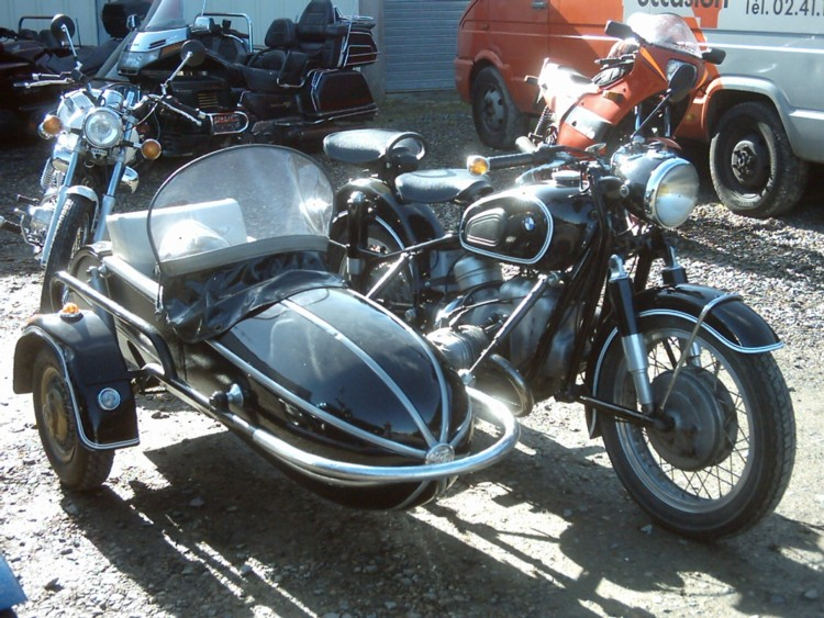sidecar occasion - R50 S2 steib S500 3